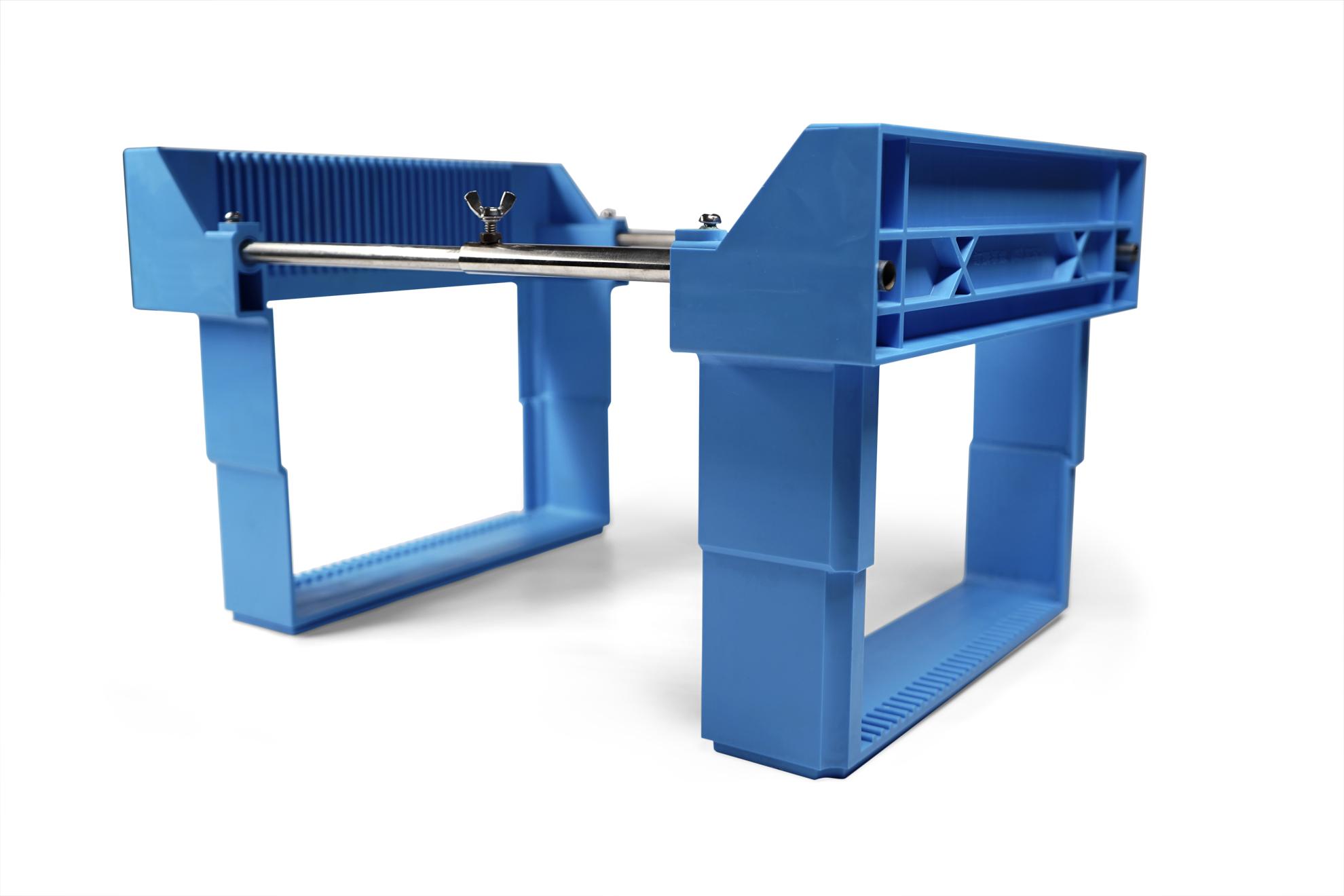 框架(藍)